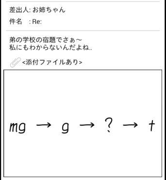 謎解きメール7
